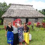 village visiting