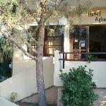 Photo de Hotel Aghas