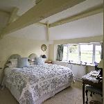 Our room at The Coach House