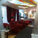 Coin salon et bar