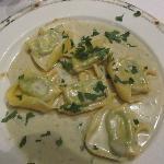 tortellinis sauce roquefort