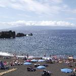 Playa de la Arena and La Gomera