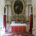 Mdina-St.Agatha's Chapel