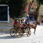 Mdina-Bastion Square