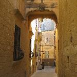 Mdina - Bastion Street