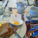 La colazione allo Shalom Hotel: ottima e abbondante