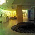 Lobby with nice light effects