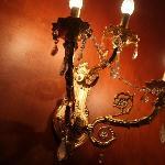 Nara Beauty Salon Qatar-Bracket light