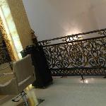 Nara Beauty Salon Qatar - Hair Chair