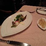 Maine Lobsternwith Herb Aioli and Miniature Greens