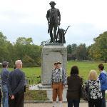 Concord Bridge Monument