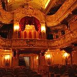 Rococo Theater inside the palace