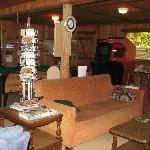 Camp Store/Gameroom/Lobby