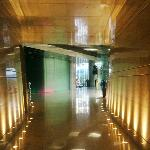 Passage to Business/Function Area