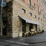 San Silvestro bar.