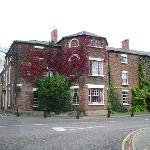 Wynnstay Arms, Ruabon