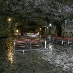 Il santuario nella grotta