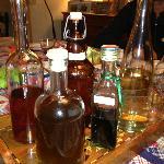 I liquori della casa