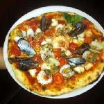 pizza ai frutti mare