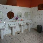Spotless Washrooms