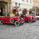 tour cars
