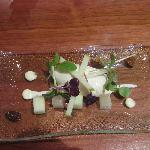 Goats Cheese Mousse