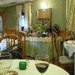 El Cobertizo Dining Room