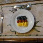 Individuelle Frühstückskomposition