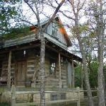 the original cabin