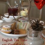 Enlish Tea Time Beispiel