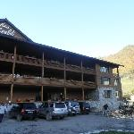 Photo of Hotel Tetnuldi