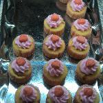 Quelques cupcakes