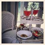 The beautiful Breakfast