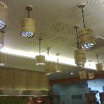 dimsum steamer baskets lamp