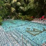 One of the pools.