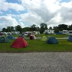 Woodlands Caravan Park Foto