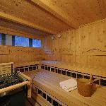 Vitalbereich - Sauna