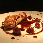 local duck breast