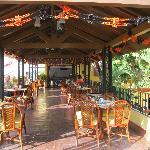 la terraza de Tita, restaurante