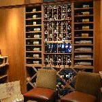 450 wines available by the bottle and glass