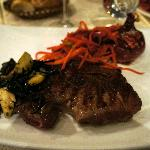 Argentinian Rib eye steak