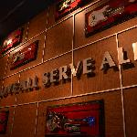 Love All Serve All -- the Hard Rock motto
