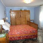 studio-apartment A7, bedroom