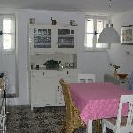 studio-apartment A7, kitchen-cum-livingroom