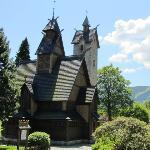 Stabkirche Karpacz