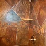 Shower in 236 237