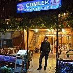 comlek restaurant in goreme