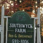 صورة فوتوغرافية لـ ‪Southwyck Farm Bed and Breakfast‬