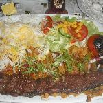 Kubideh Kebab