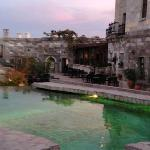 pool area Muse Hotel